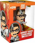 Sold Out Angry Video Game Nerd 219 Vinyl Figure Youtooz Avgn Preorder