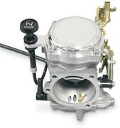 Yost Performance Cv Carburetor Top Cover-smooth With Choke Cable Bracket-yccb-nl
