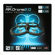 Parrot Ar.drone 2.0 Power Edition Blue   Pf721006