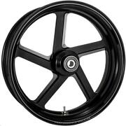 Performance Machine One-piece Aluminum Rear Wheel W/ Abs-18in. X 5.5in.-pro-arm