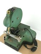 Vintage Dennison Mfg. Co. Pinning Machine Model A - For Parts Or Repair
