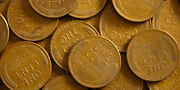 Lot Of 1280 Lincoln Wheat Cent Pennies - Unsearched Circulated Cleaned