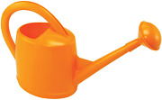 Garden Plastic Watering Can With Handle Indoor Plant Water Can Flower Long Spout