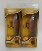 2 River2sea Whopper Plopper 110 Top Water Prop Bait Fishing Lures Lot Of 2