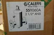 """Caleffi 551060a  Air Seperator 2-1/2"""" Flange Connections S8"""