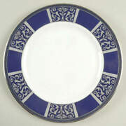 Royal Doulton Byron Accent Luncheon Plate S2393568g2
