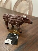 Cows On Parade Figurine Hershey's Miss Utter Lee Delicious Item 7715
