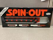 1987 German Spin Out Puzzle Brain Teaser Game Binary Arts William Keister