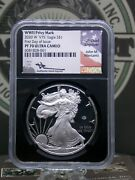 2020 W Proof Silver Eagle Mercanti Ngc Pf70 First Day Wwii Privy V75 Rw