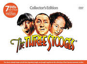 The Three Stooges Collectors Edition Dvd, 2011, 7-disc Set