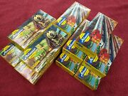 Athearn Ho Vintage 7 5/8 Yellow Empty Boxes 11 Piece Lot Very Nice Solid