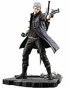 Artfx J Devil May Cry 5 Nero 1/8 Scale Pvc Pre-painted Completed Figure