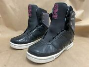 Hyperlite Aj's High Performance Wakeboard Boots, Size M 10