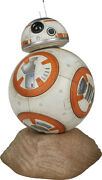 Star Wars Bb-8 Premium Format 9 Statue Sideshow Collectibles New