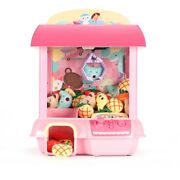 Claw Toy Mini Claw Clip Doll Machine Doll Machine With 13pcs Coins Automatic