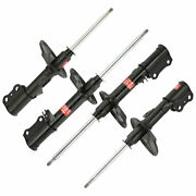 For Lexus Es300 Toyota Camry 2002 2003 Set Of 4 Kyb Excel-g Shocks Struts Csw