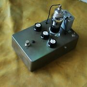 Boutique Handmade Limited Edition 6b8g Mullard Guitar Tube Pedal With Nos Parts