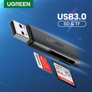 New Usb 3.0/2.0 Adapter To Sd/micro Sd/tf Multi Memory Card Reader For Pc/laptop