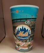 2009 Ny Mets Schedule Collector Cup 1 Citi Field Opening Season Pepsi