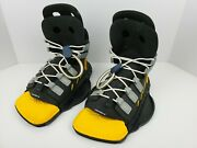 Hyperlite Spin Binding Boots Water Wakeboard Lace Up- Pull On