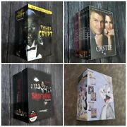 Complete Dvd You Pick Your Favorite The Sopranos Tales From The Crypt Region 1