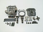 Suzuki Drz400 Oem Complete Working Cylinder Head Top End Assembly W/cams