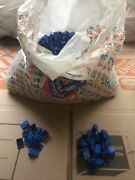 Lego Parts -3298- Azure-slope - 2600 Pieces 6.5 Lbs Bulk Rare Opportunity