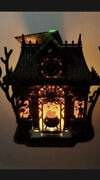Bath And Body Works Halloween Haunted House Witch Projector Wallflowers Plug