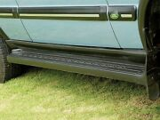 Land Rover Oe Chevron Style Side Steps Running Boards For Discovery 2 1999-2004