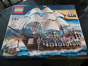 Lego Pirates 10210 Imperial Flagship New Sealed Usa Free Shipping