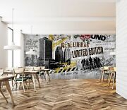 3d Black Building 090na Jesus Religion God Wall Paper Wall Print Decal Mural Ava