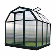 Ecogrow Greenhouse 6and039 X 6and039 Dark Green