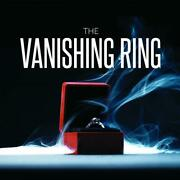 Limited Edition Vanishing Ring Red Gimmick/tutorial Magic By Sansminds 15 Off