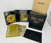 King's Field Playstation 2 Dark Side From Software Game Software