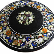 36 Table Top Marble Inaly Pietra Dura Craft Handmade Home Decor Gifts