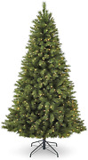 Noma 7-foot Henry Fir Christmas Tree With Lights | 400 Color-changing Warm White