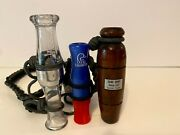 Hunting Goose And Duck Calls Zink Power Clucker | Ducks Unlimited | Sure Shot