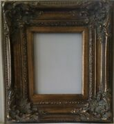 Antoinette Ii French Style W/dark Antique Gold And Liner Picture Wood Frame 8x10