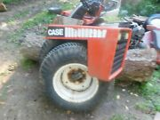 Case 446 Tractor Rear Tire Assemblies And Hood Local Pickup Only