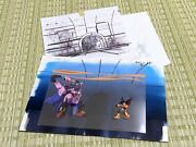 Things At The Time Trans Formers Beast Wars Galvatron Lion Junior Cel Anime