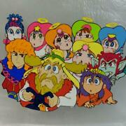 New Bikkuriman Cel Anime Peer Marco And Four Other Leading Roles Bay Gals With