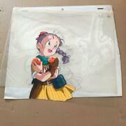 Dragon Ball Cel Anime Thinly Papered With Video Tension