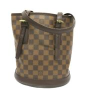 Louis Vuitton Damier Male N42240 Hand Bag From Japan 1797
