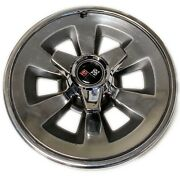 1965 Corvette Wheel Covers/hubcaps With Spinners - Set Of 4 - New