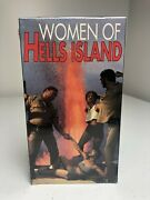 Women Of Hells Island Vhs Sealed New Rare Horror Action Sleaze Philippines Sov