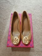 Sally Wedges In Tan - Size 6