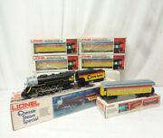 Lionel 6-8003 Chessie Special Berkshire And 5 Passenger Cars/obs L/n Condition