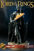 Sideshow Exclusive Lotr Morgul Lord Statue The Lord Of The Rings 363/500