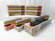Lionel 8003 Chessie Special Berkshire And Special 6 Passenger Cars/obs L/n Plus