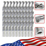 100 Wholesale Dental Low Speed Contra Angle Handpiece E-type Fit Nsk Usps 24h